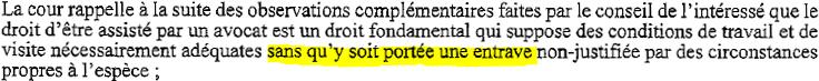 Ordonnance de la Cour d'appel de Paris, le 26 avril 2013